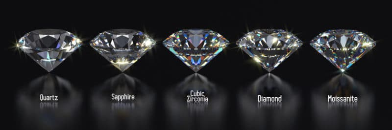 cubic zirconia diamond | 5 Myths About Cubic Zirconia Jewelry You Need To Know