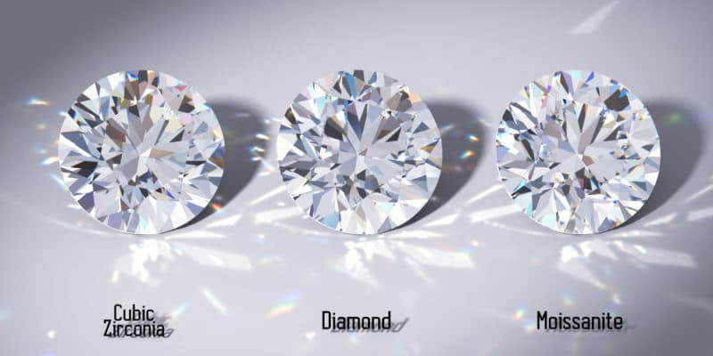 diamond | What Materials Make Up Most Types Of Fashion Jewelry?
