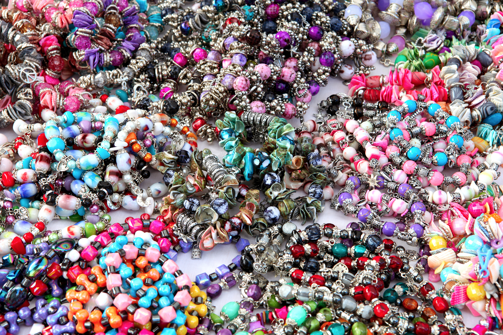 Colorful Bracelets | 31 Most Popular Fashion Jewelry Trends For All Seasons