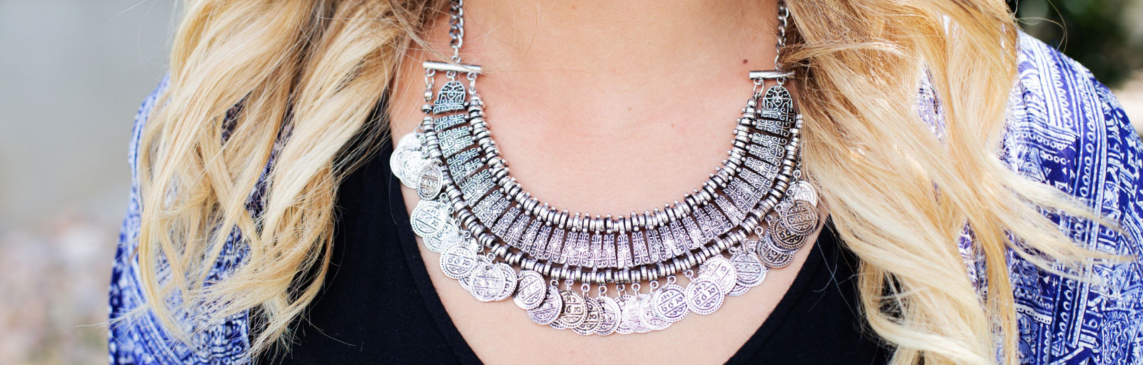 Charm Necklace | Mid-Season Trends: Necklaces for Women