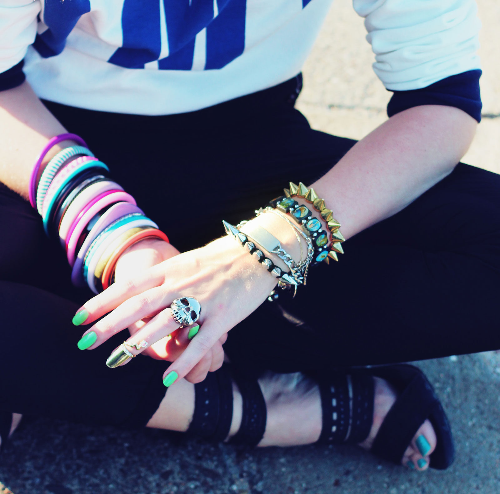 Bracelets and Rings   6 Summer Fashion Jewelry Trends To Look Out For