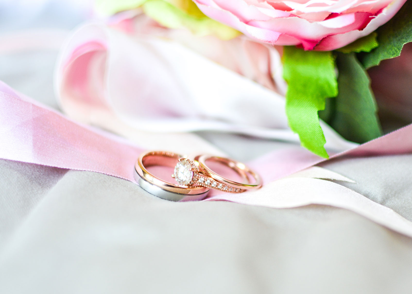 Rose Gold Rings | Is Rose Gold Jewelry Ever Really Made From Gold?