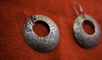 Earrings | Why Are People Loving Oxidized Silver Jewelry?