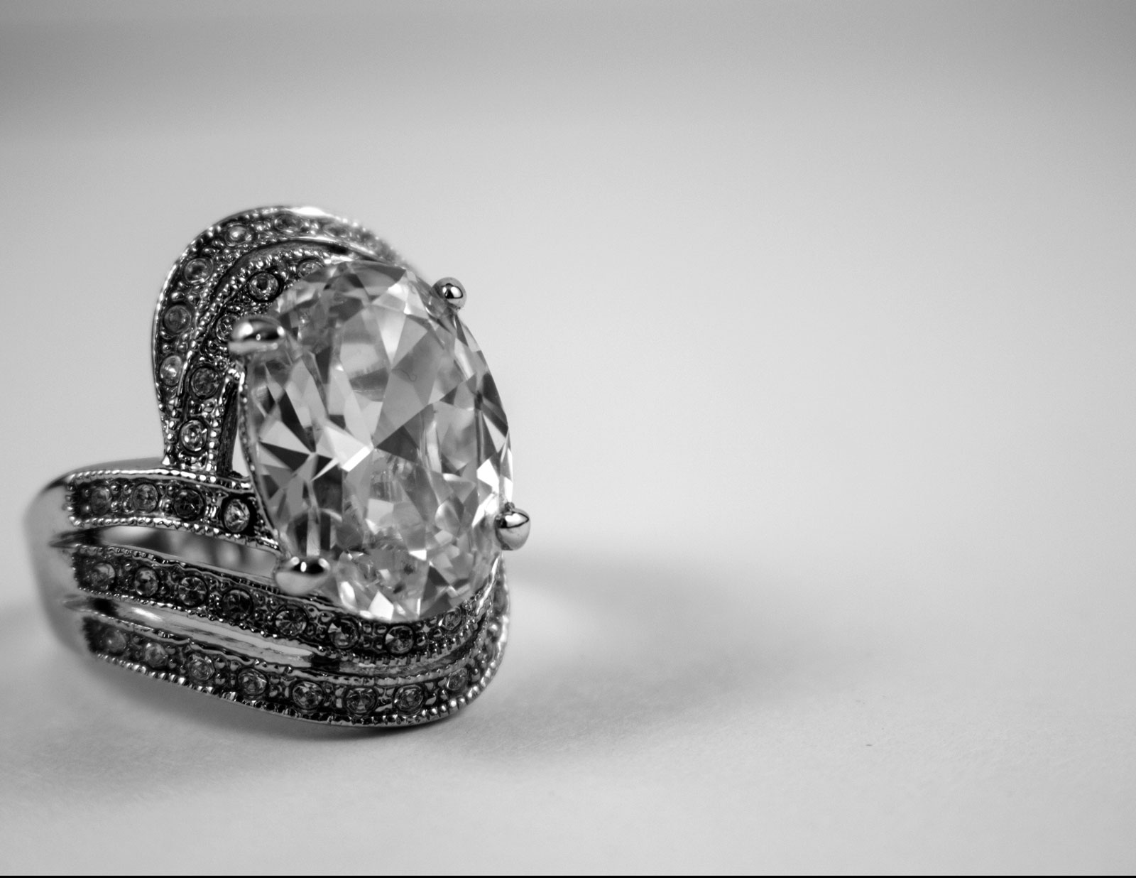 Ring   Is There Any Real Value To Cubic Zirconia?