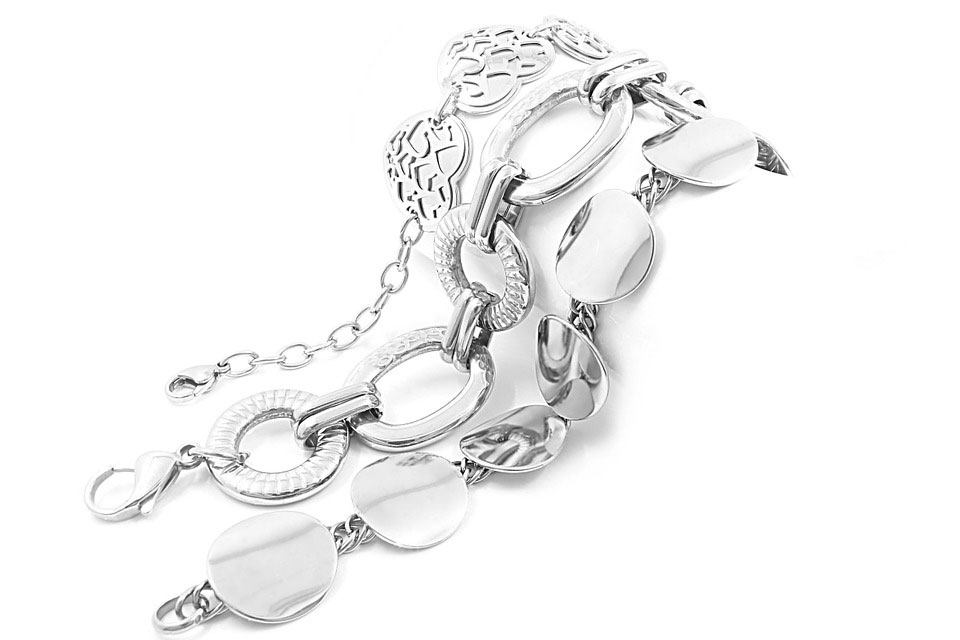 Rhodium Plated Bracelets | What Is Rhodium Plated Jewelry & Is It Safe To Wear?